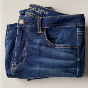American Eagle crop jegging 12